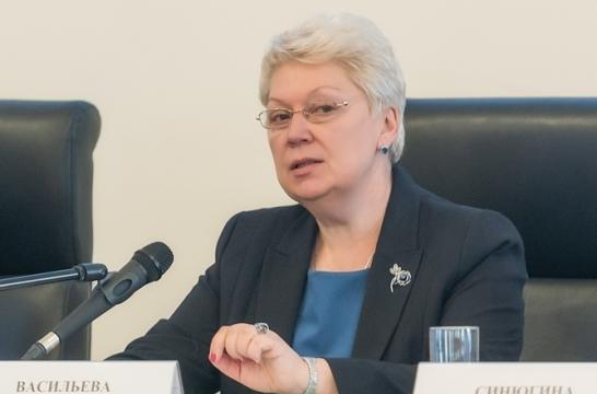 Ольга Васильева отметила высокий уровень среднего профобразования в Хакасии