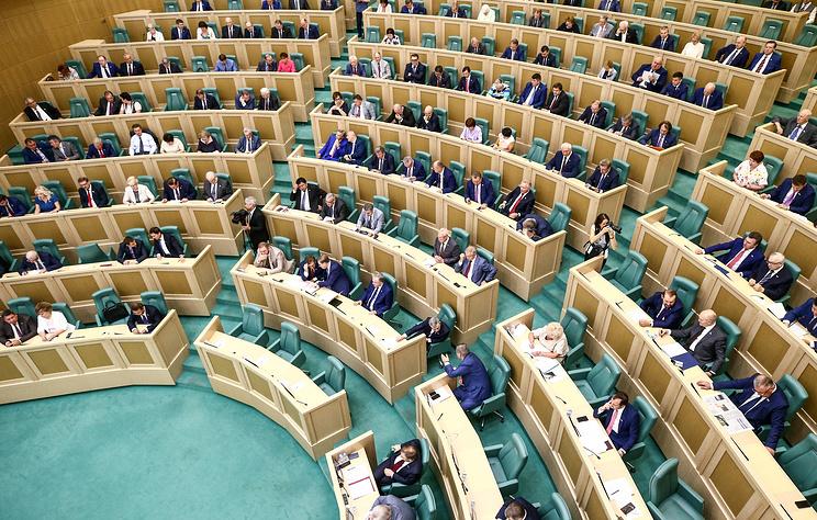 Совет Федерации одобрил закон об изучении родных языков