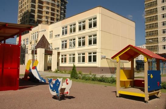 В московские детские сады будут принимать с 2,5 лет
