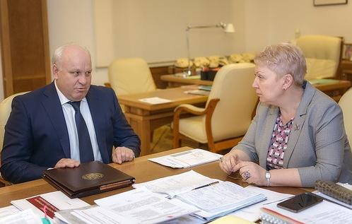 Васильева отметила высокий уровень среднего профессионального образования в Хакасии