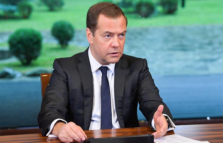 Медведев: в РФ должна быть создана единая платформа для университетских онлайн-курсов