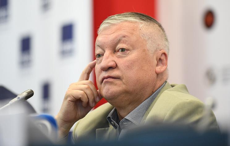 Анатолий Карпов предложил ввести специализацию по шахматам в российских педвузах
