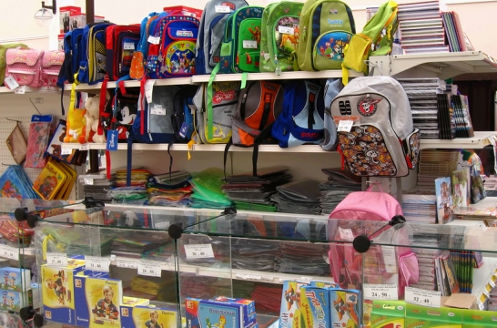 В августе в Подмосковье планируется провести 17 тематических школьных ярмарок