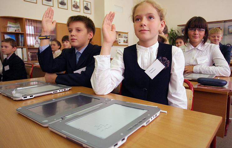 Около 70% школьников Кировской области смогут учиться по электронным учебникам