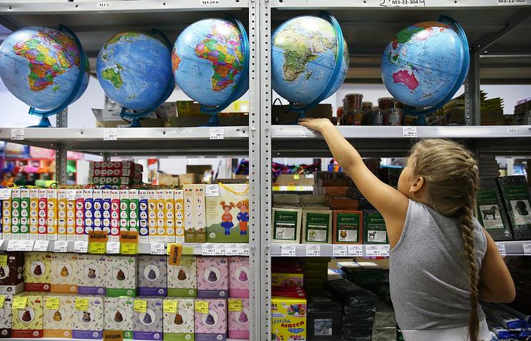 ВЦИОМ: россияне потратят на сборы ребенка к школе в среднем более 21 тыс. рублей