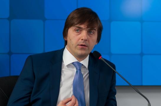 В России создана единая система оценки качества образования – Сергей Кравцов