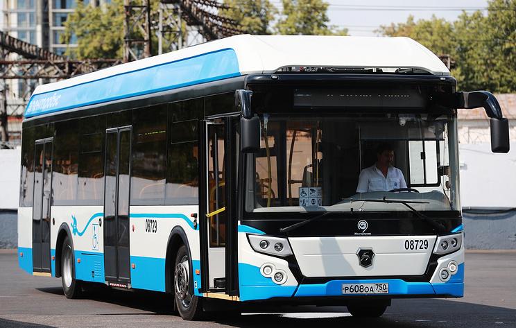 Первые электробусы запустят в Москве 1 сентября по маршруту от ВДНХ до Алтуфьева