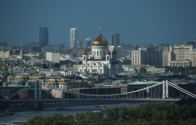 В Москве среда станет самым холодным днем недели