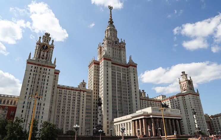 МГУ стал лучшим вузом Евразии по версии THE
