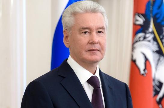Сергей Собянин пожелал школьникам удачного учебного года
