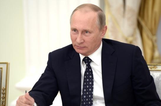 Владимир Путин направил приветствие участникам конкурса «РДШ – территория самоуправления»
