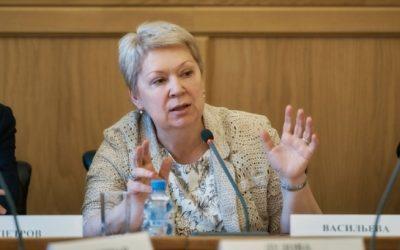 Проект введения национального рейтинга школ оценят эксперты – Васильева
