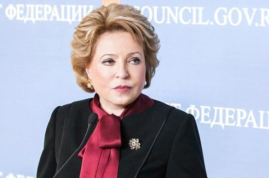 Матвиенко направила приветствие участникам V Всероссийского съезда работников дошкольного образования