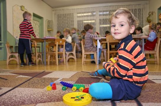 В России в настоящее время детские сады посещают свыше 7,4 млн воспитанников – Васильева