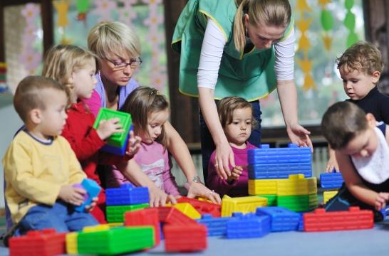 В Москве 23-24 ноября состоится V Всероссийский съезд работников дошкольного образования