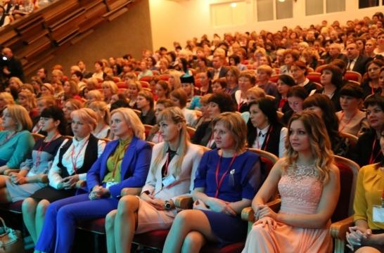 В Орле стартовал заключительный этап IX конкурса «Воспитатель года России»