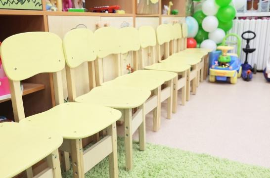 Победитель конкурса «Воспитатель года» провела мастер-класс в столичном детском саду