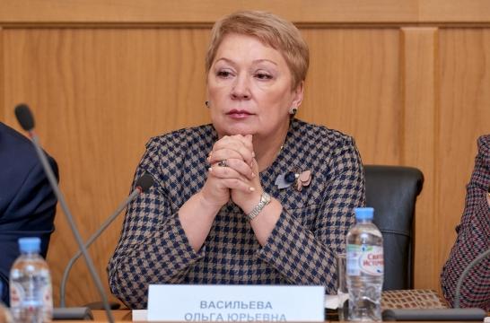 Учебный процесс в системе СПО обеспечивают более 197 тысяч педагогов – Васильева