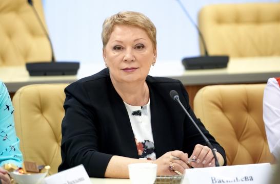 Ольга Васильева рассказала о новых педагогических должностях