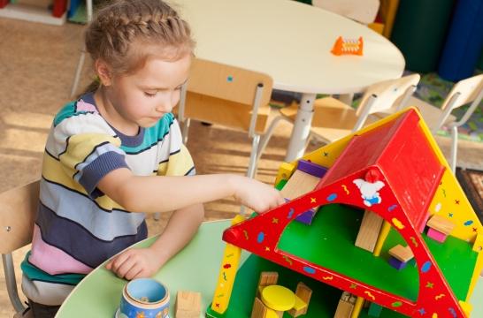 В 2018 году в Подмосковье за счет инвесторов построили 17 детских садов