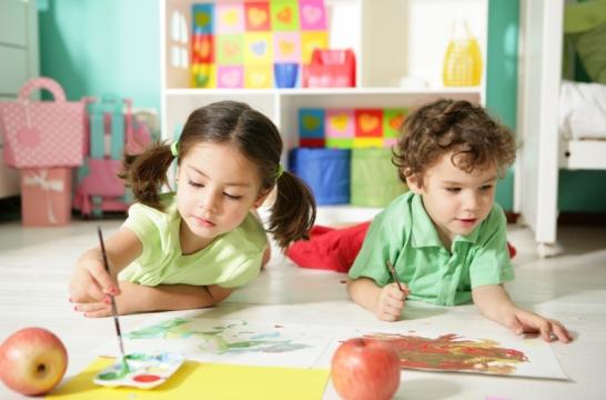 В Подмосковье работают 34 семейные группы детского сада