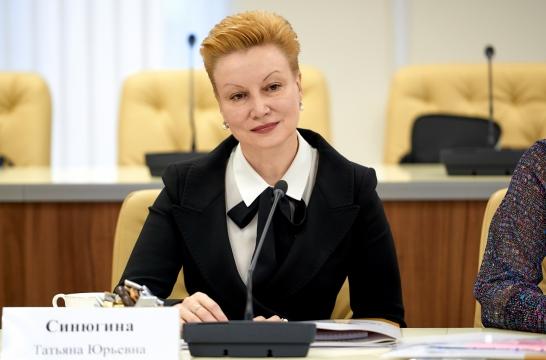 В России возродился институт развития и поддержки родных языков – Синюгина