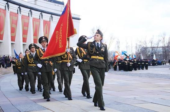 Более 5 тысяч участников собрал V городской Форум кадетского образования