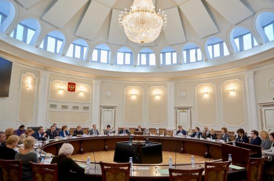 В Минпросвещения России прошло заседание ФУМО по общему образованию