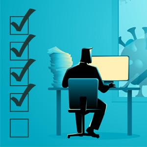 Что нужно сделать предпринимателю, чтобы избежать штрафа или приостановление деятельности организации во время пандемии? ЧЕК-ЛИСТ